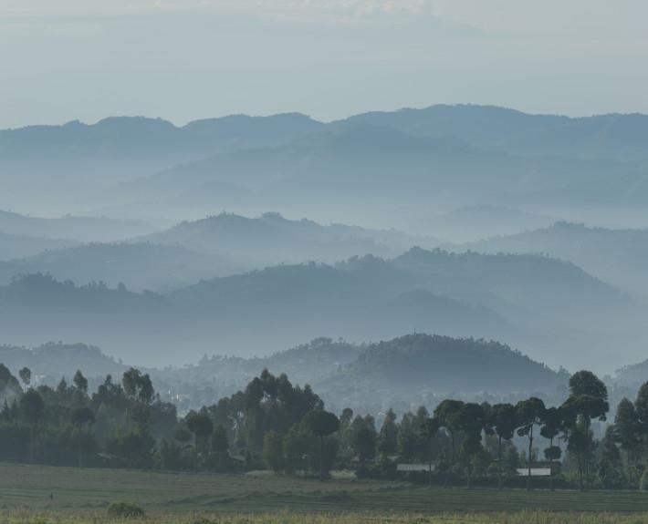 Ende der Reise in Ruanda