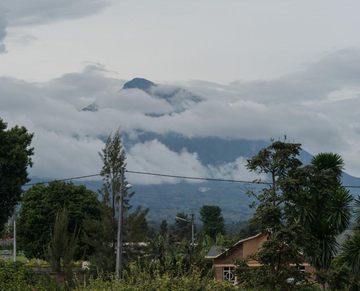 Musanze_Vulkanberge