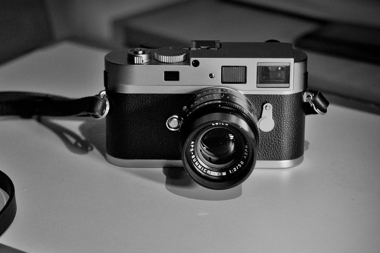 Leica Monochrom + 50mm 2.0 APO