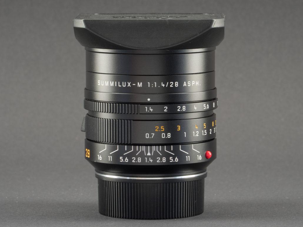 Gebrauchtes Leica M 28mm 1.4 von FOTO-GÖRLITZ Ankauf