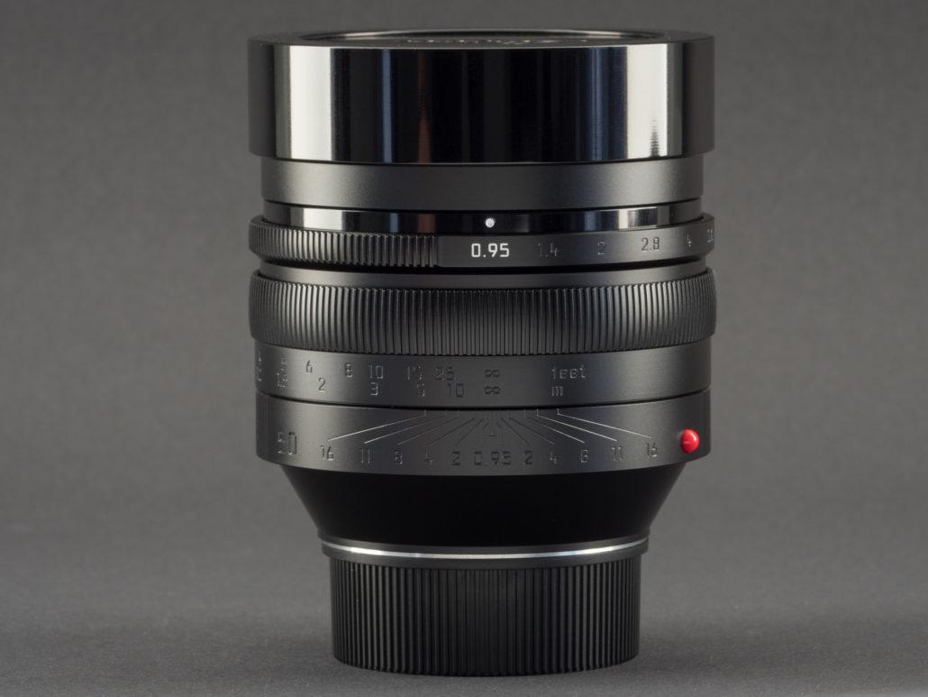 Gebrauchtes Leica M 50mm 0.95 Noctilux DuPont von FOTO-GÖRLITZ Ankauf