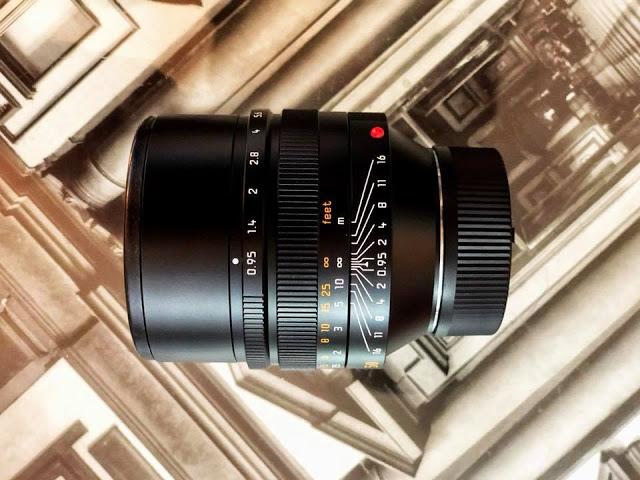 Leica M 50mm 0-95 Noctilux