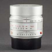 Ankauf Leica M APO 50mm 2.0 silber