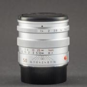 Ankauf Leica M 50mm 1.4 pre-asph silber