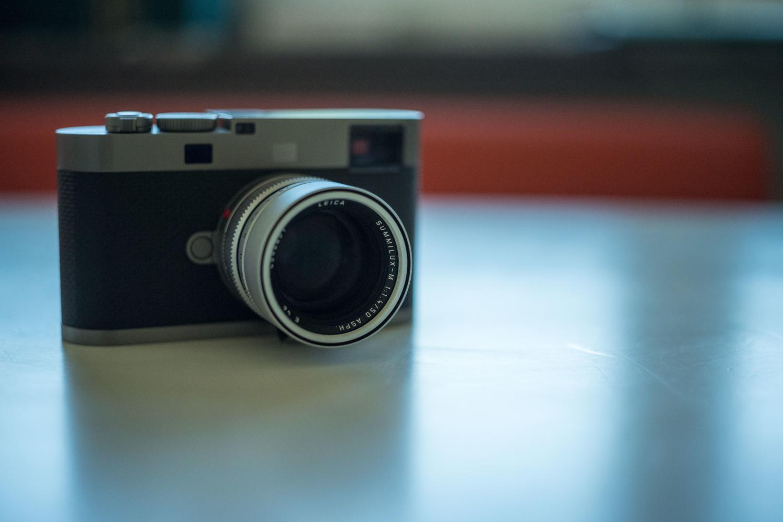 Leica M 50mm 1.4 Summilux asph. an der Leica M60 Edition
