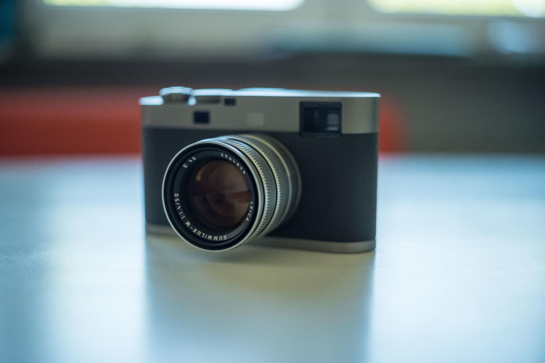 Leica M 50mm 1.4 Summilux pre-asph. an der Leica M60 Edition