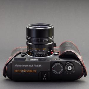 Leica M Monochrom + 50mm 1.4 auf Reisen