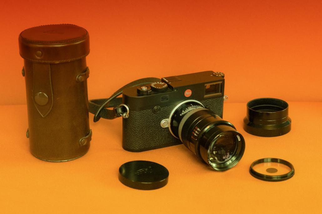 Leica-M-Thambar+M10+Zubehör