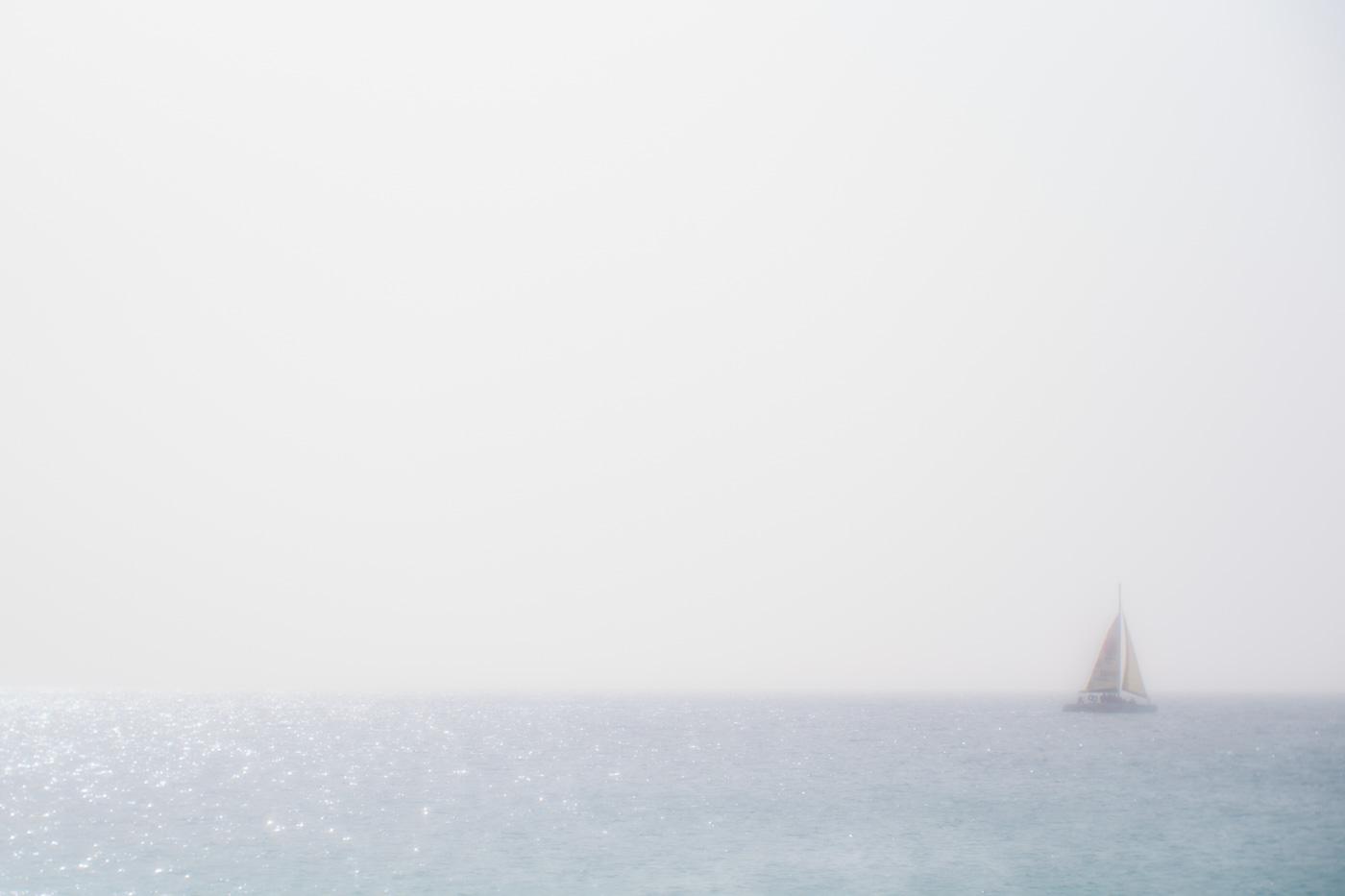 Leica-Thambar-Meer-Segelschiff