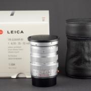 Leica M 28-35-50mm silber