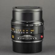 Leica M APO 50mm 2.0 schwarz