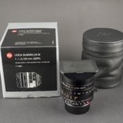 Gebrauchtes Leica M 28mm 1.4 Summilux