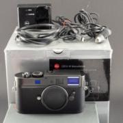 Gebrauchte Leica M Monochrom CCD schwarz