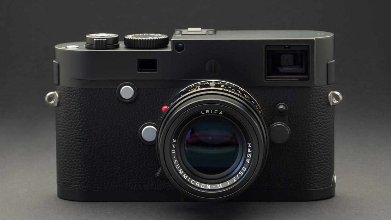 Leica M Monochrom 246 + M 50mm 2.0 APO