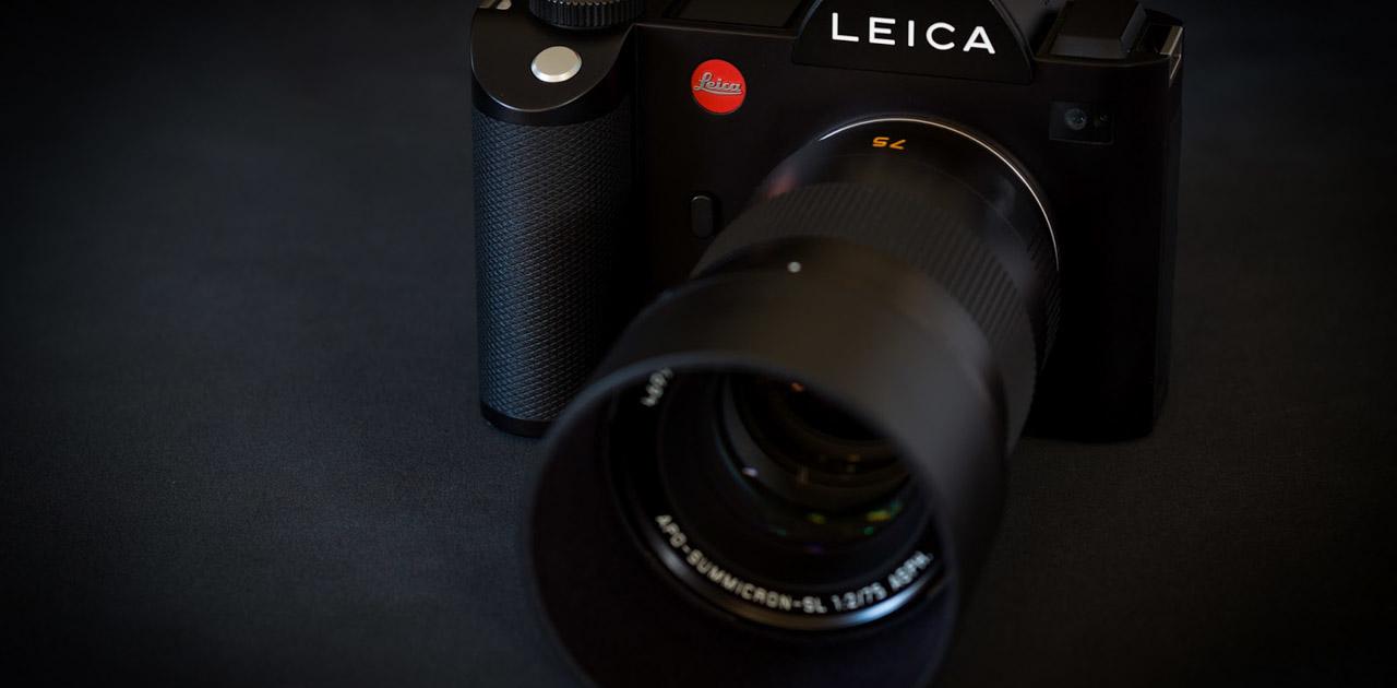 Leica SL + SL 75mm 2.0 Summicron