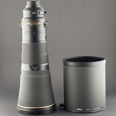 Gebrauchtes Nikon AF-S 600mm 4E VR FL