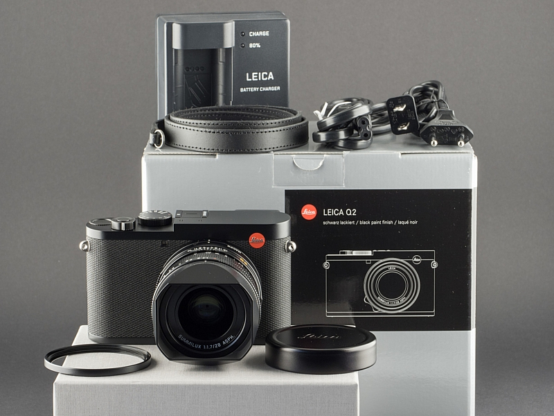 gebrauchte Leica Q 19000