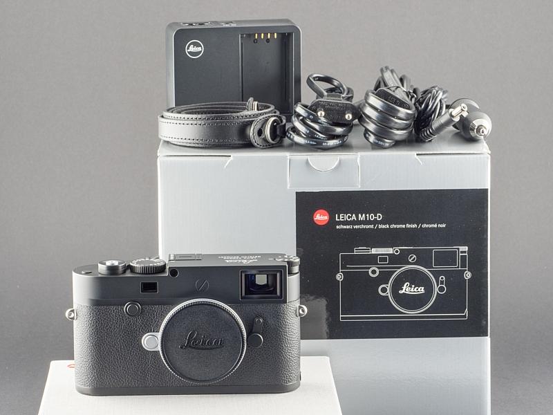 Leica M10-D schwarz Typ 20014
