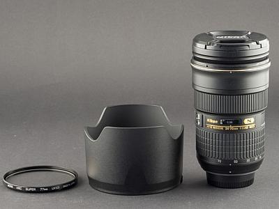Nikon AF-S 24-70mm 2.8