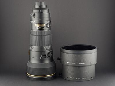 Nikon AF-S 400mm 2.8 VR vom 08.09.17