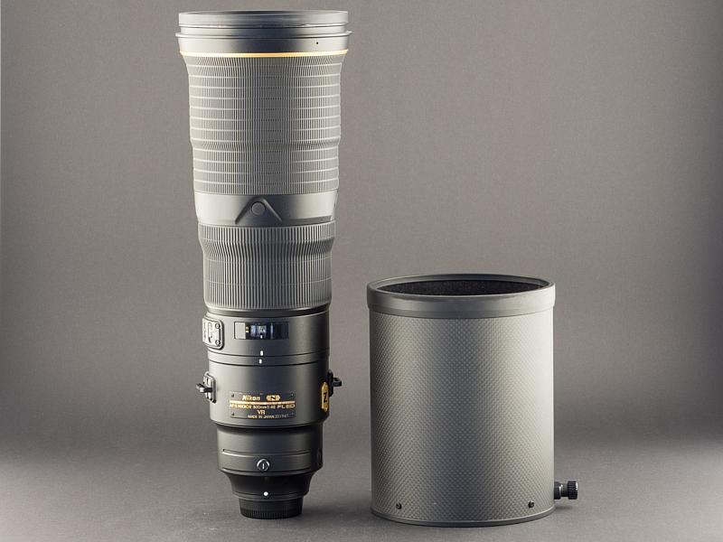 Gebrauchtes Nikon AF-S 500mm 4.0 E VR FL