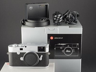 Leica M10-P silber Typ 20022 - NEU- FOTO-GÖRLITZ Ankauf+Verkauf
