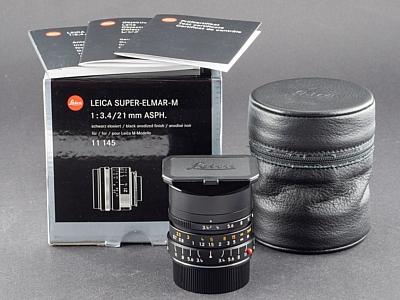 Leica M 21mm 3.4 Asph. Super-Elmar 11145