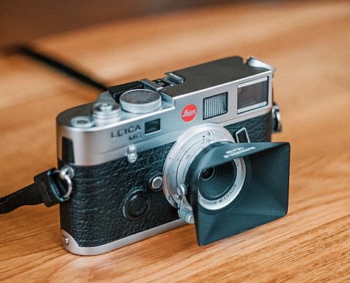 Leica M 28mm 5.6 Summaron