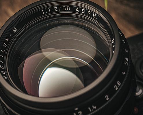 Leica M 50mm 1.2 Noctilux